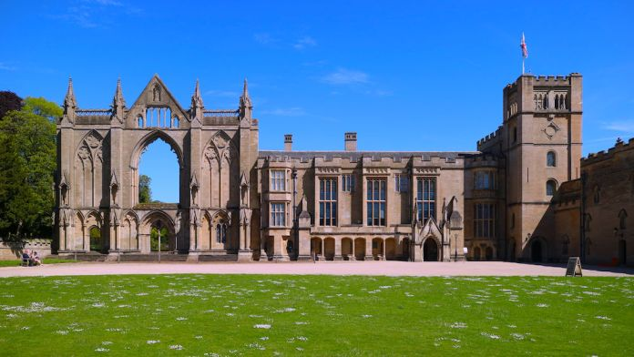 Newstead Abbey: LizianEvents