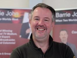 Barrie John: Pure Spirit: LizianEvents Ltd