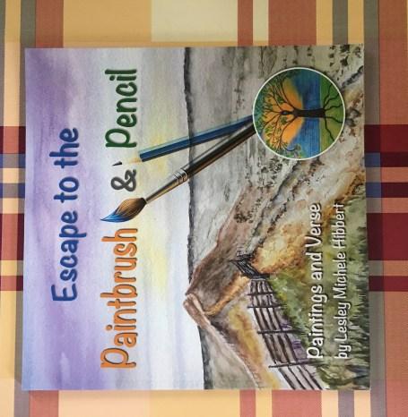 Escape to the Paintbrush and Pencil: LizianEvents Ltd: Lesley Michele Hibbert