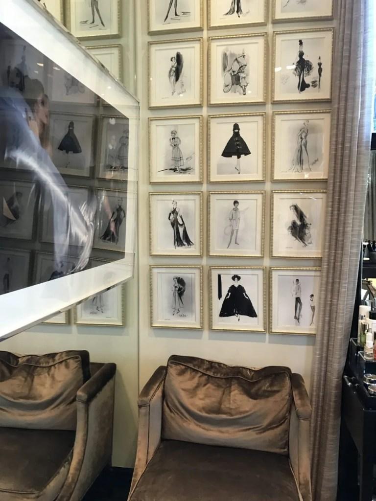 Luxury Beauty Boutique in Los Angeles