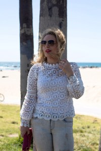 Casual Friday Outfit in LA by Liz in Los Angeles, Los Angeles Lifestyle Blogger