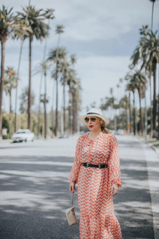 what to wear in LA