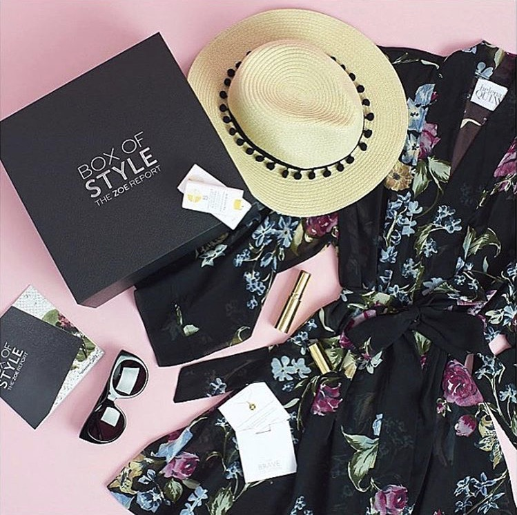 Currently Loving: Box of Style - Summer Edition