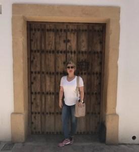 Los Angeles Lifestyle Blogger in Jewish Quarter in Cordoba