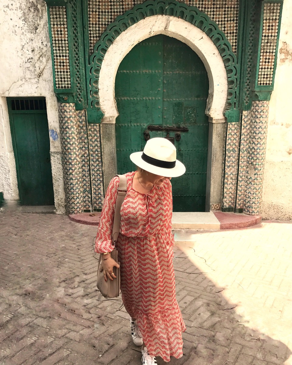 Travel Style - Tangier, Morocco