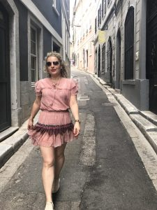 Travel Style in Gibraltar by Liz in Los Angeles, Lifestyle Blogger
