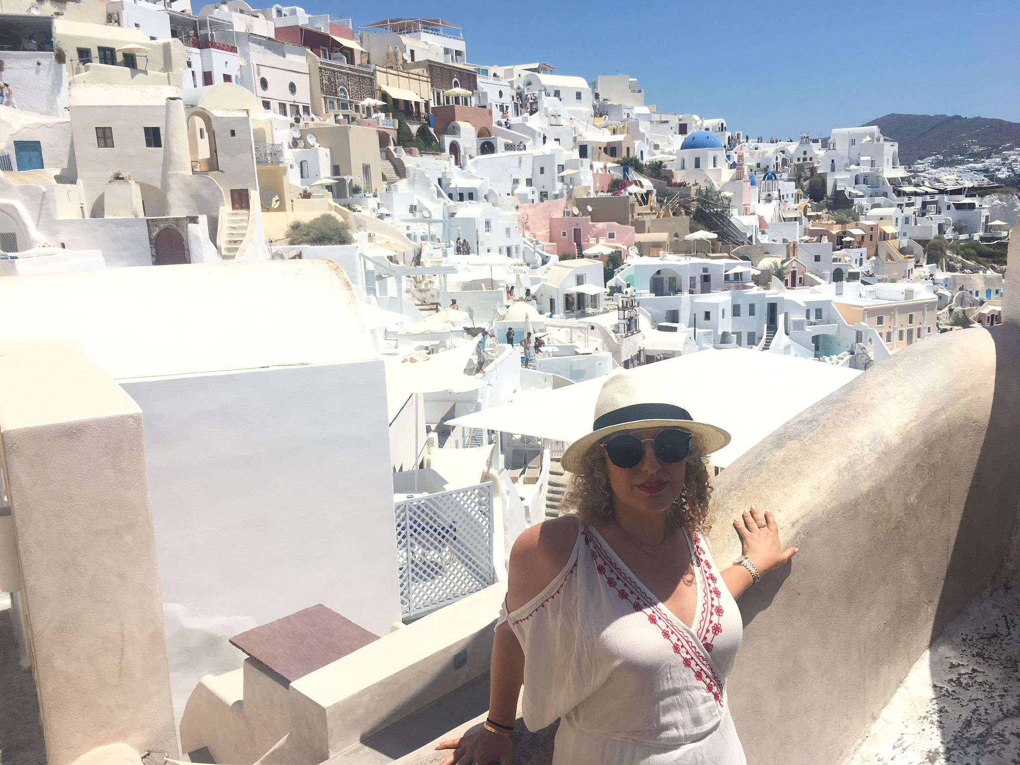 Travel Style in Santorini