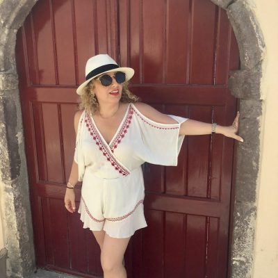 Travel Style: A Day in Santorini with Band of Gypsies
