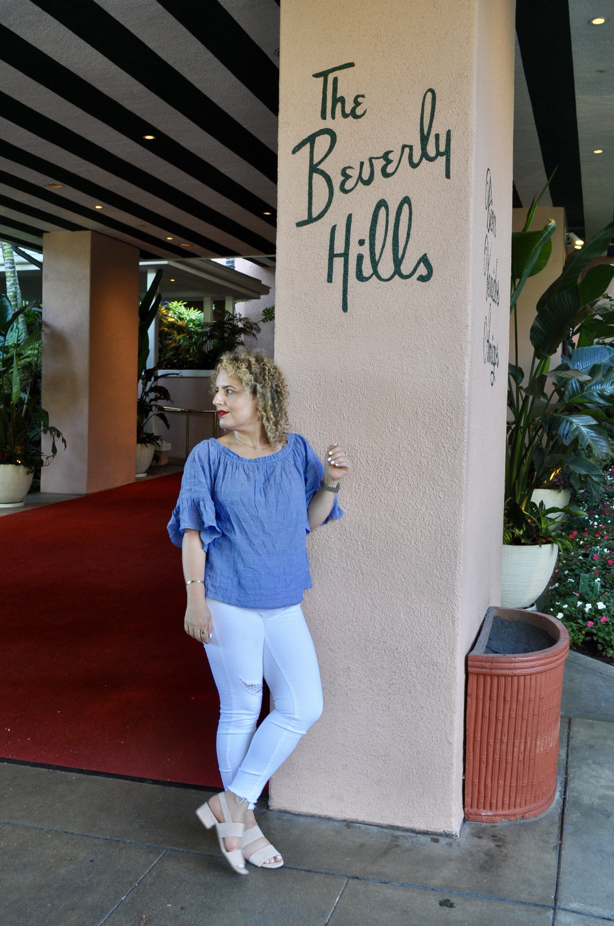 Los Angeles Brand by Lifestyle Blogger