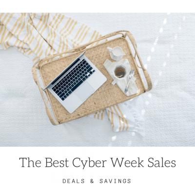 The Best Cyber Week Sales!