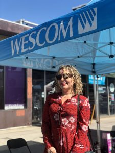 WESCOM Gives Back by Liz in Los Angeles, Los Angeles Blogger