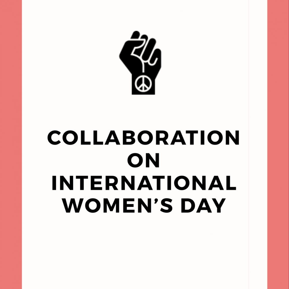 28022a412c8 Happy International Women's Day! I joined the Style Collective  collaboration to celebrate International Women's Day. This is a  Collaboration on ...