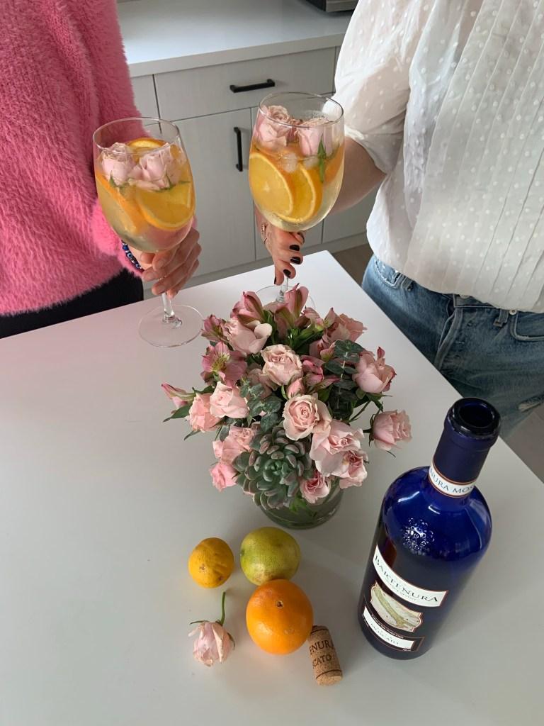 A Quick Wine Cocktail Recipe