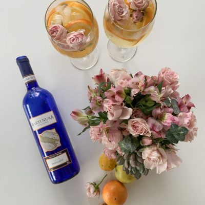 A Quick Wine Cocktail Recipe