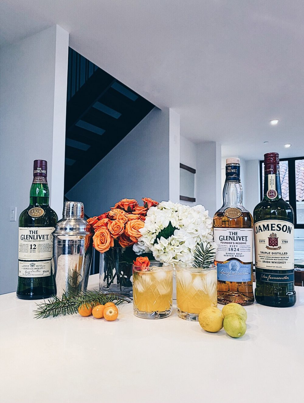 5 Easy Refreshing Spring Cocktails, a blog post by Liz in Los Angeles, Los Angeles Lifestyle Blogger: an image of a cocktail