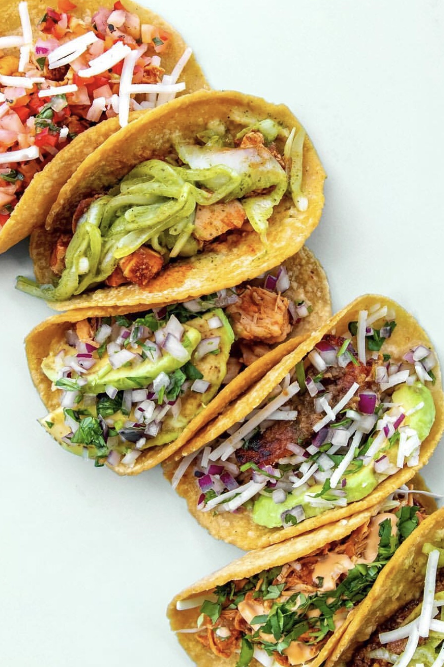 Where to find vegan tacos in Los Angeles, Los Angeles Lifestyle Blogger