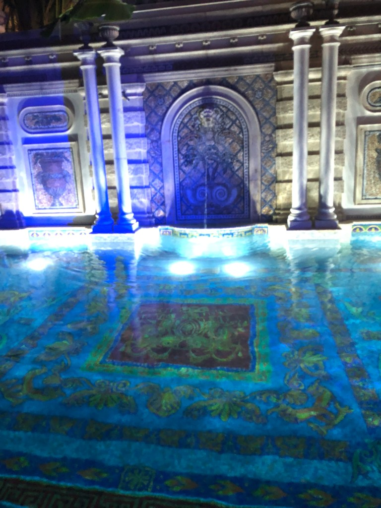 Versace Mansion by Liz in Los Angeles