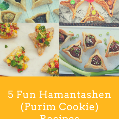 5 Fun Hamantashen (Purim Cookie) Recipes