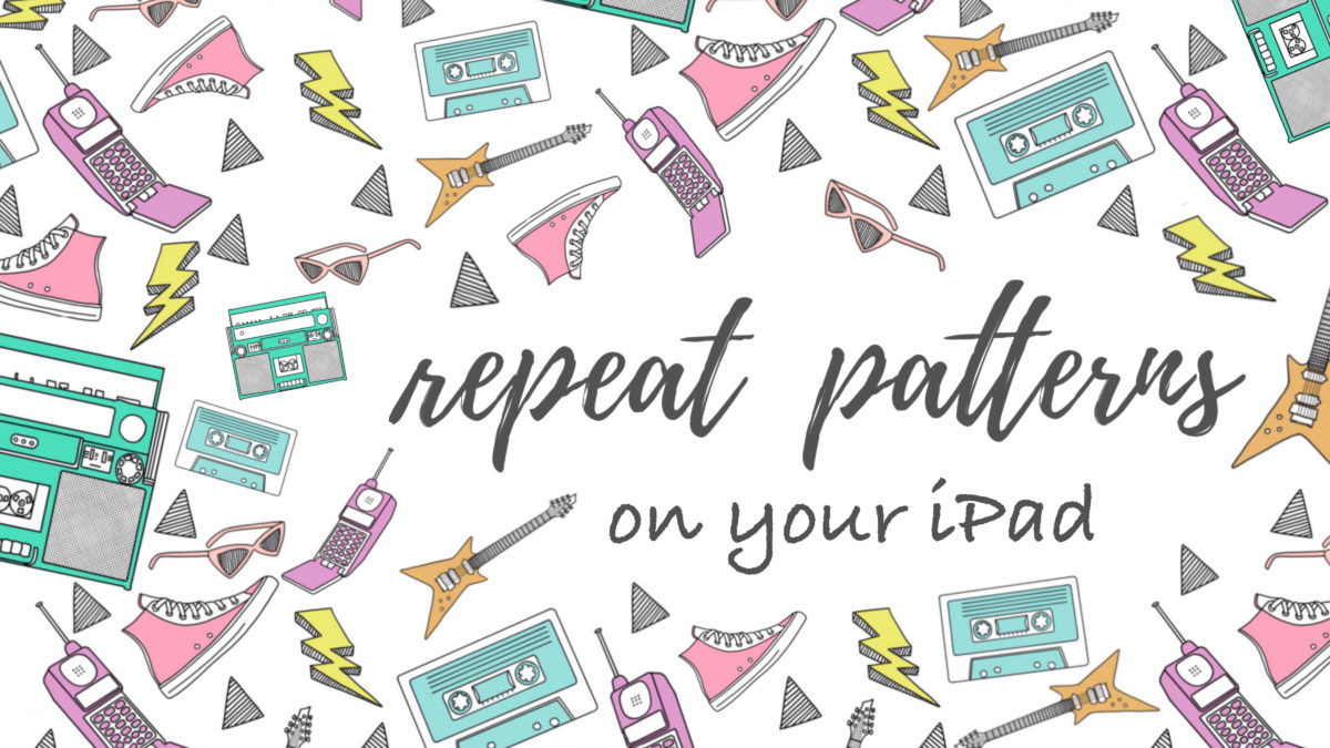 Free Downloads  |  Repeat Elements for Spoonflower Friends