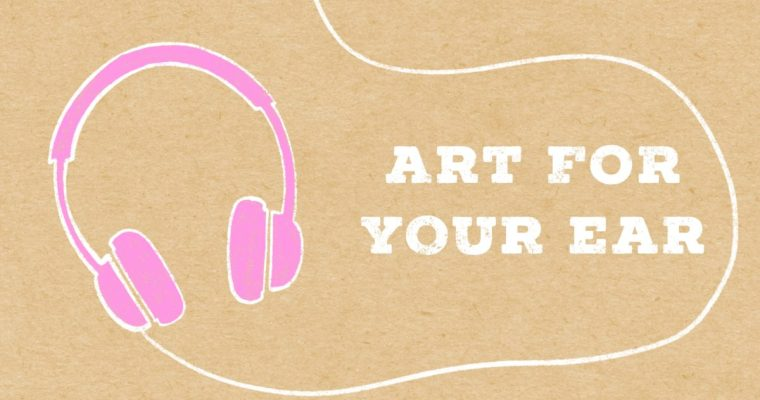 Podcasts for Creatives | The Jealous Curator: Art for Your Ear by Danielle  Krysa