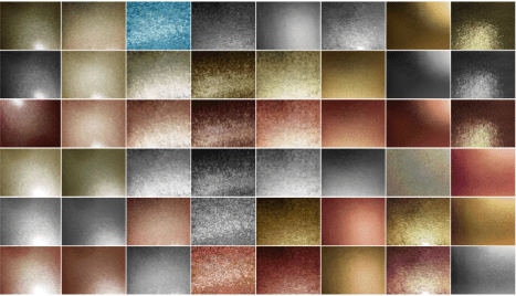 Metallics on Your iPad in Procreate: Glitter, Sparkle