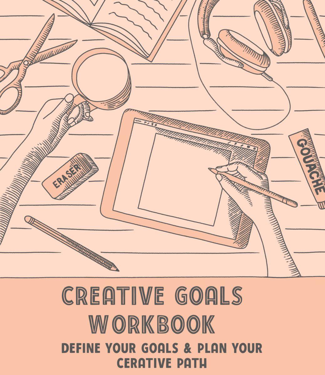 Free Creative Goals Workbook