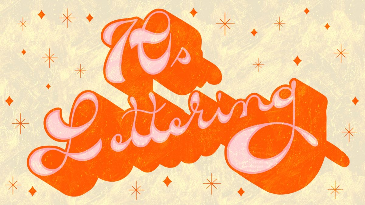 70s Lettering Class Downloads and Resources