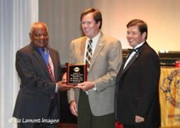 Edward R Carey award winner Ed Lamont
