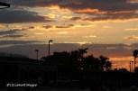 Sunset at Calder