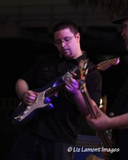 Lead Guitarist Eric King