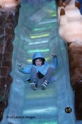 Sliding Down the Ice Slide