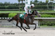 Skip the Act (FL) with jockey Orlando Bocachica on board