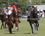Guille Aguero hooks Leo Mandelbaum. IMG_6908B