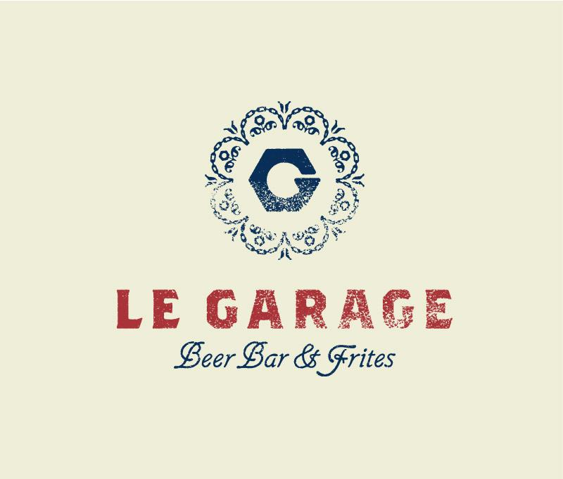 Le Garage Logo