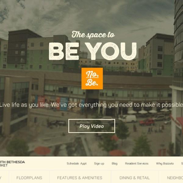 North Bethesda Apartments Website