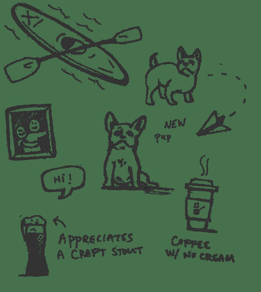 Sketches Liz Merchant