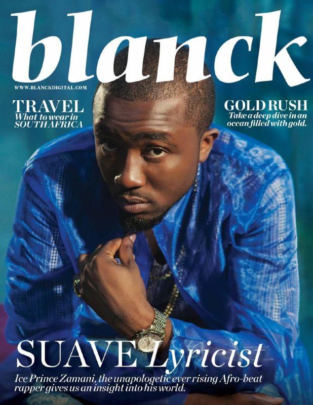 BLANCKMAGAZINE COVER BY LIZ OLUSESAN 01