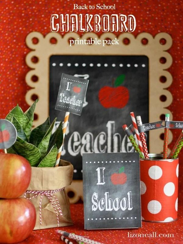 15 Great DIY Back to School Ideas