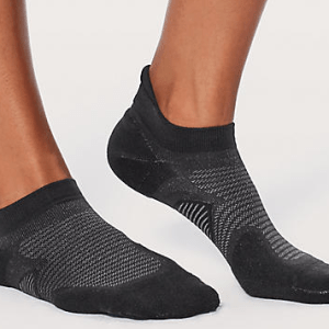 lululemon speed sock women running sock