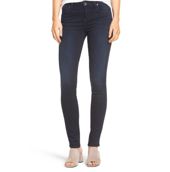 KUT from the Kloth Diana stretch skinny jean