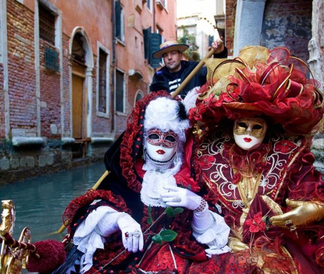Originally Held In The 12th Century After A Victorious Uprising The Carnival Later Became An Official Venetian Festival During The Renaissance Period And