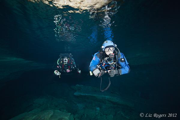 Lake Ayre for Dive Rite