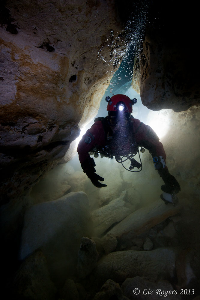 Scurion in Pines Cave