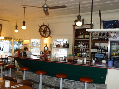 Liz's Cafe, Anybody's Bar - The Dory Bar