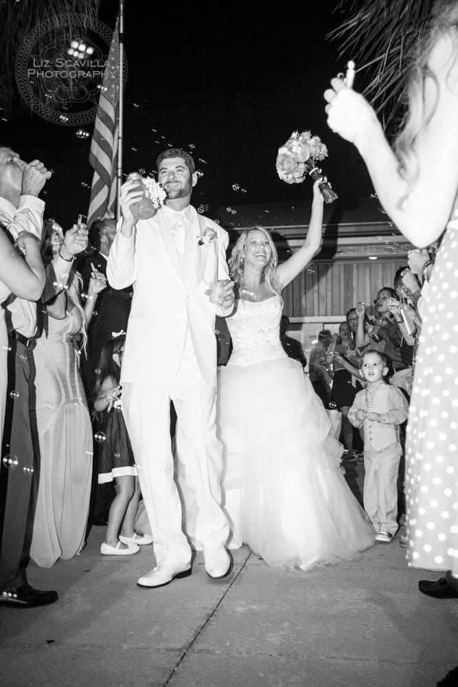 Bubble Sendoff