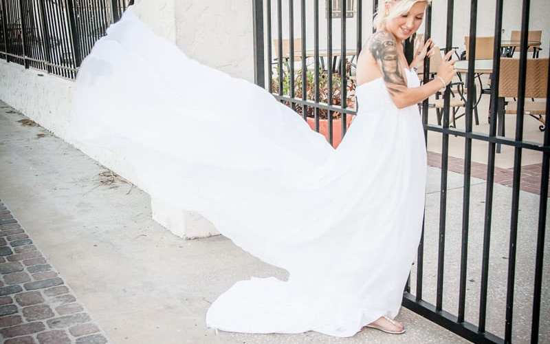 Austin & Cheyenne's Jax Beach Wedding