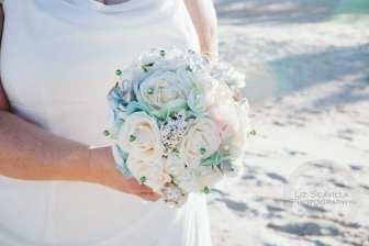 Flowers in Bride's Hands