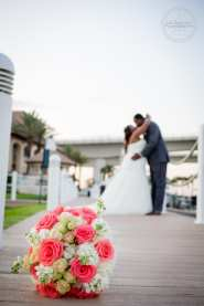 Kierra and Sadon Wedding Crystal Ballroom Sunset Harbor Daytona-9