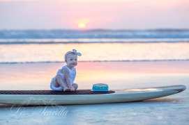 Surfboard Smash Cake Beach Session
