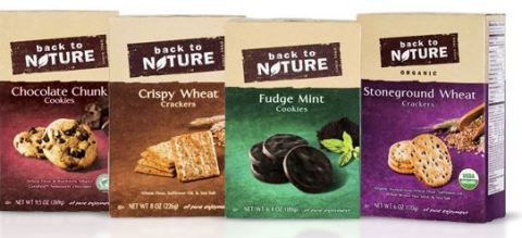 Back to nature snacks